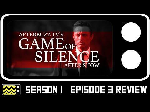 Game Of Silence Season 1 Episode 3 Review w/ Nikki Tomlinson | AfterBuzz TV
