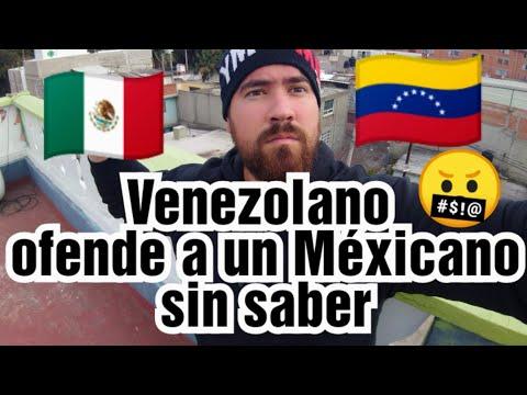 COSAS QUE UN VENEZOLANO NO PUEDE HACER EN MEXICO 🇲🇽
