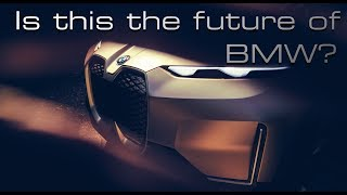 BMW Vision iNEXT: Is This What The BMW Of The Future Will Really Look Like?