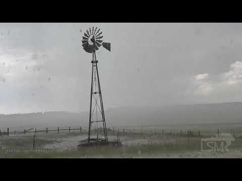 07-17-2021 Strong storms in East Central CO - Heavy Rain - Hail - Flooding