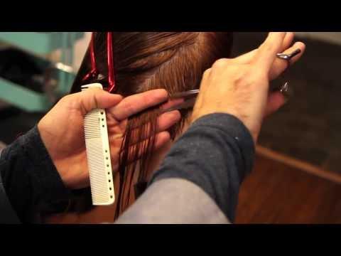 Cara Menggunting Rambut Seperti Model Rambutnya JENNIFER LAWRENCE
