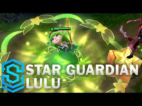 Star Guardian Lulu Skin Spotlight - League of Legends