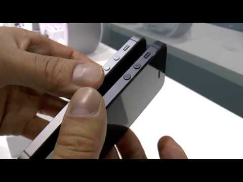 Обзор iPhone 5s и iPhone 5c на русском