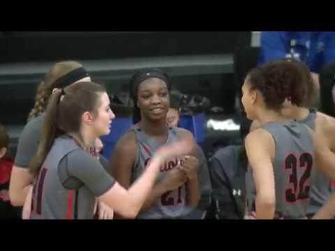 Fridley vs St. Louis Park Girls Basketball 12/18/18