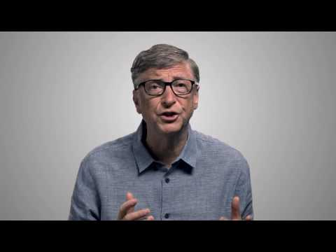 Bill Gates welcomes African Leaders for Nutrition
