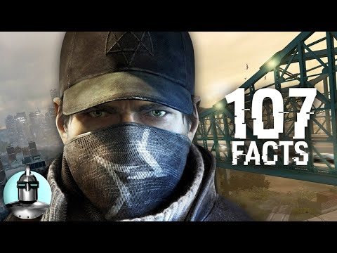 107 Watch Dogs Facts YOU Should Know | The Leaderboard