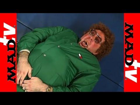 MADtv - Marvin Tikvah's Workout | 480p HQ | ©1998 Warner Bros. Television