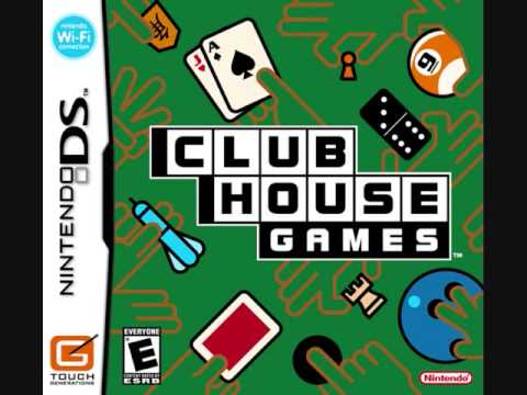 Club House Games (NDS Music)