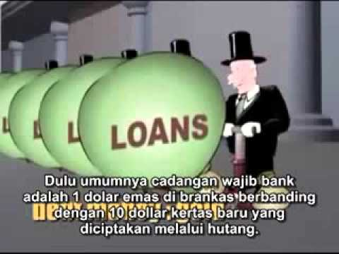 Uang = Hutang 1