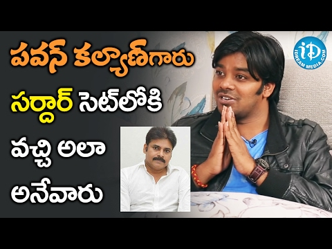 Thumbnail: Sudheer About Pawan Kalyan || Talking Movies With iDream