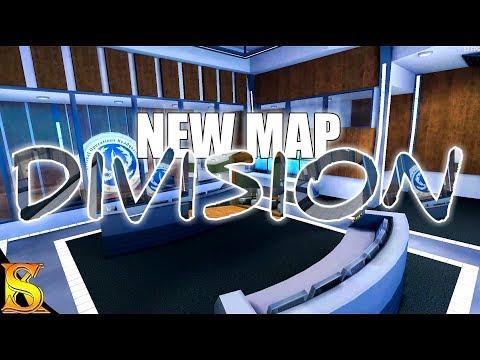 "NEW MAP ""DIVISION"" TOUR - BUREAU 2ND FLOOR - CRITICAL OPS UPDATE 0.9.8"