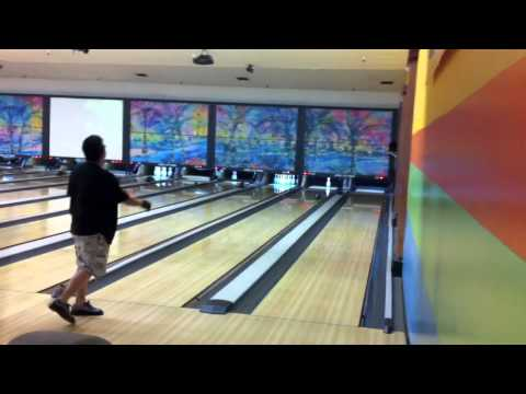 Ken DeGroff Shoots a 299 (Jewel City Bowl)