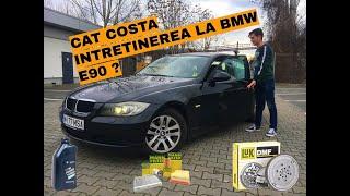 CAT COSTA INTRETINERA UNUI BMW E90 IN 2020 ? CAR VLOG/REVIEW 135