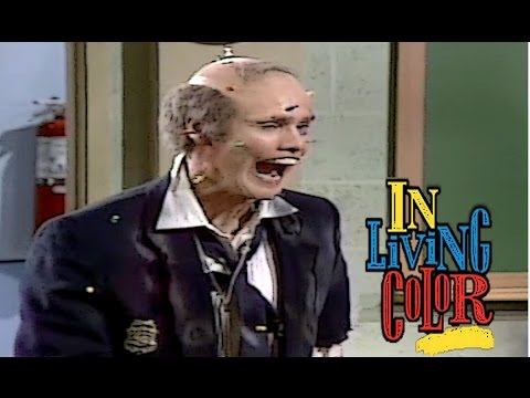In Living Color | Fire Marshall Bill (Classroom Safety)