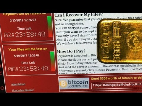 MASSIVE Ransomware Attack! How It Affects You & GOLD!