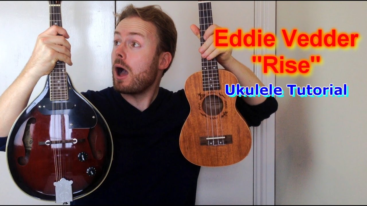 Rise eddie vedder ukulele tutorial youtube hexwebz Choice Image