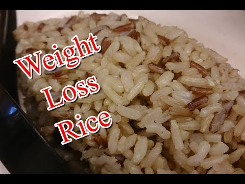 How To Cook Brown Rice For Weight Loss | Brown Rice Recipe For Weight Loss In Hindi