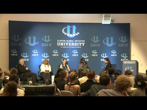 Reclaiming the Concrete Jungle: Investing in Urban Green Spaces: Working Session - CGI U 2015