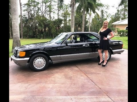 Download 1986 Mercedes Benz 560sec W126 Review W Maryann For Sale By