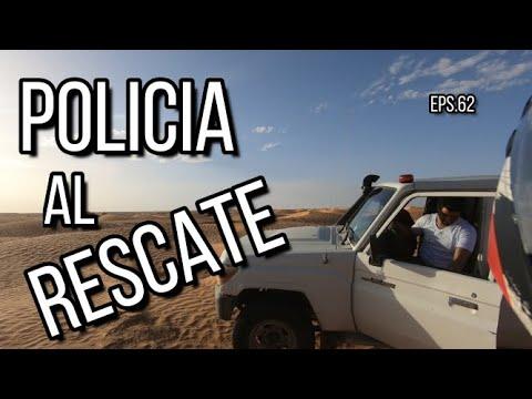 [#62]tunez--policia-al-rescate--vuelta-al-mundo-en-moto--around-the-world