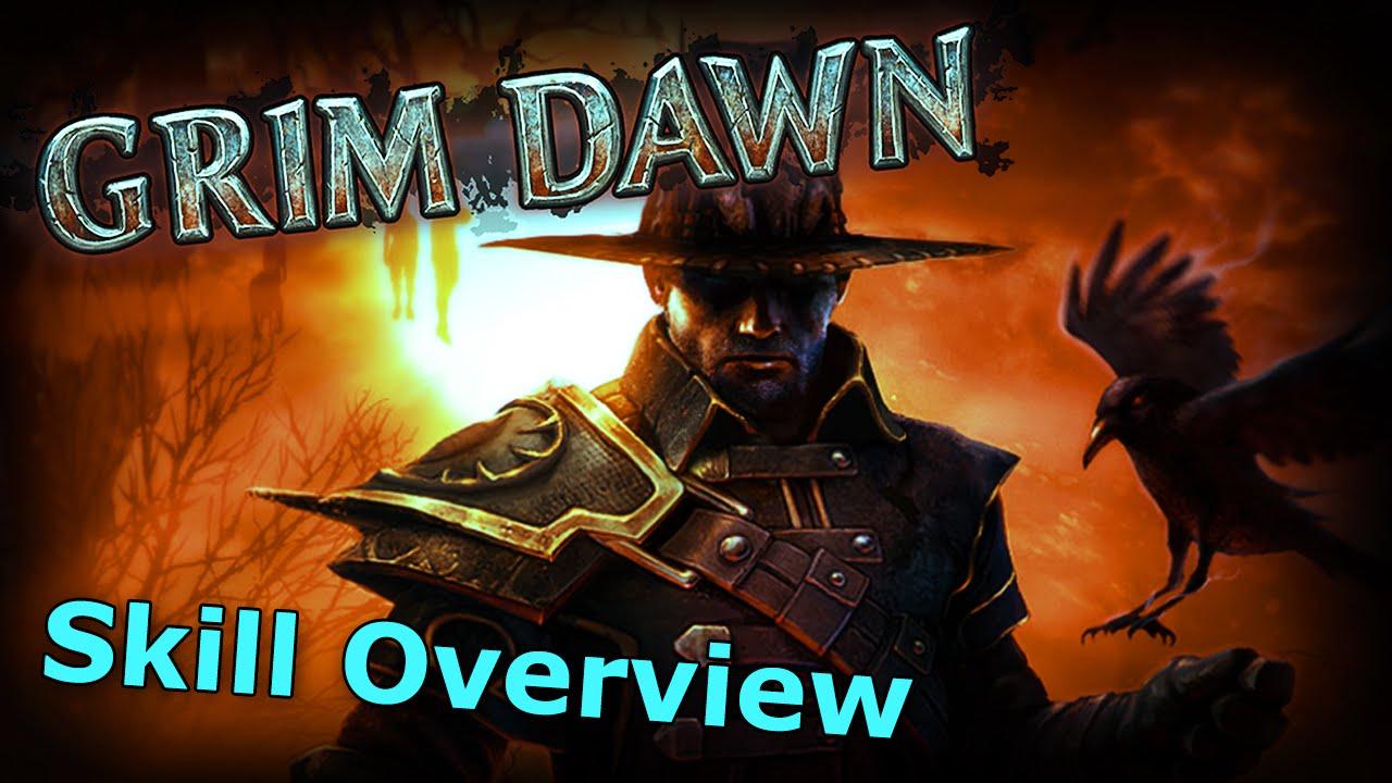 Grim Dawn - Skill Overview - Pneumatic Burst