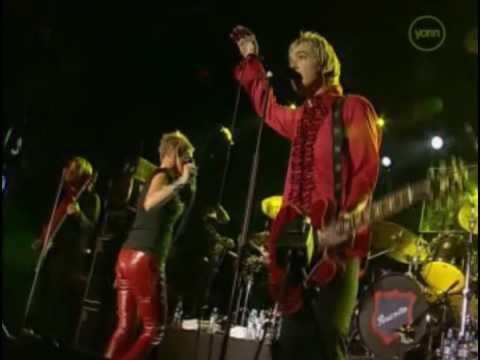 Roxette - Joyride (Live In Barcelona 2001)