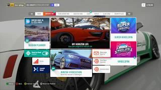 Forza Horizon 4 Fast XP and Money!!