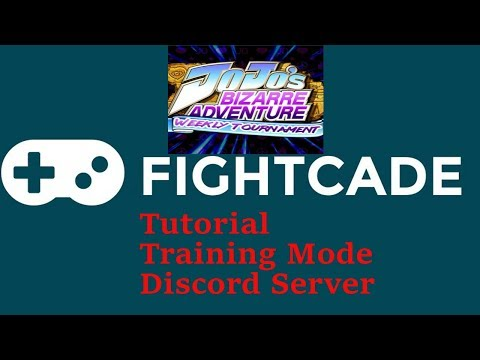 Basic Guide of Fightcade and JoJo Heritage for the Future