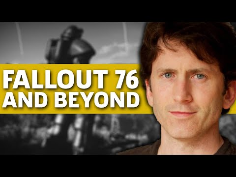 Todd Howard on Fallout 76鈥檚 Nukes, What Starfield Will Be, and Making Elder Scrolls VI | E3 2018