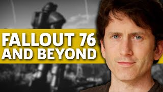 Todd Howard on Fallout 76's Nukes, What Starfield Will Be, and Making Elder Scrolls VI | E3 2018