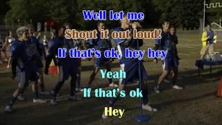 DESCENDANTS - Did I Mention (KARAOKE) - Instrumental with lyrics on screen