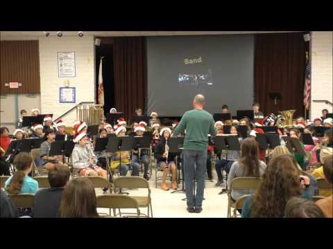 Los Osos Middle School Sixth-Grade Band