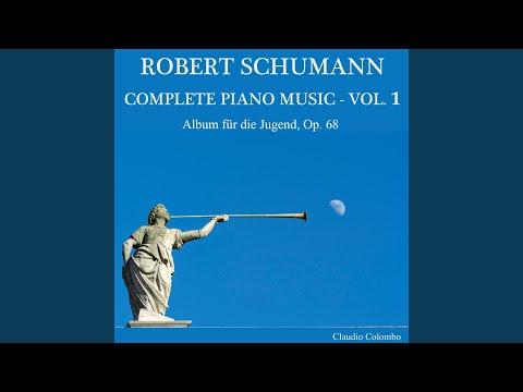 Album Für Die Jugend, Op. 68 No. 34: Thema