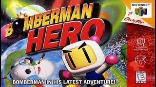 TAP (N64) BomberMan Hero (100% & No Damage / No Fall Death)