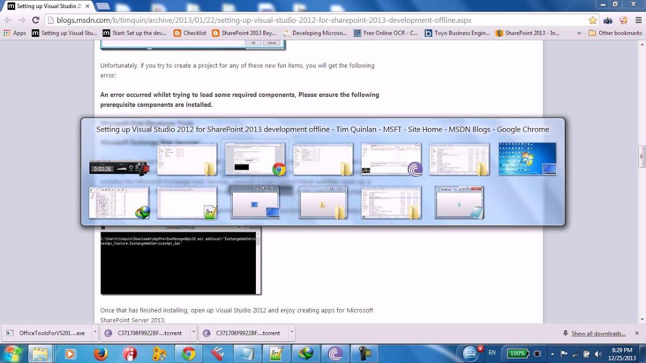 torrent sharepoint 2013 training