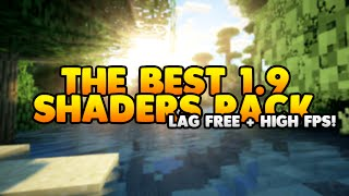 Best Minecraft 1.9 Shaders Pack | High FPS and LAG FREE!