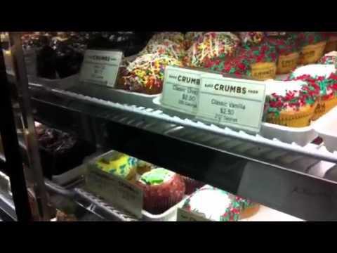 Crumbs bakery NYC
