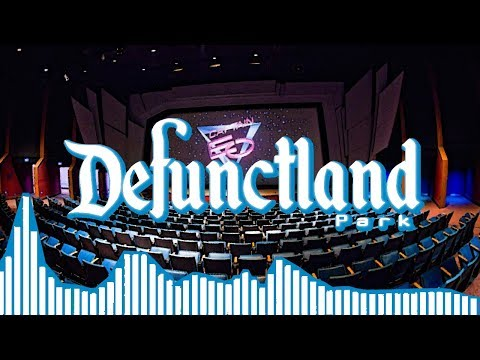 Defunctland Commentary: Captain EO