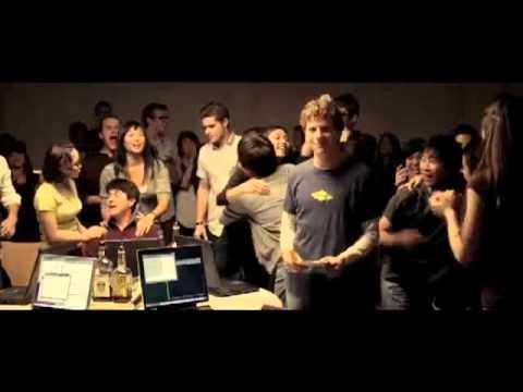 La red social Trailer español