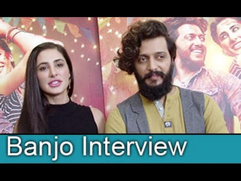 Ritiesh Deshmukh, Nargis Fakhri Talk On ''Banjo'' | Full Interview | Krishika Lulla, Ravi Jadhav