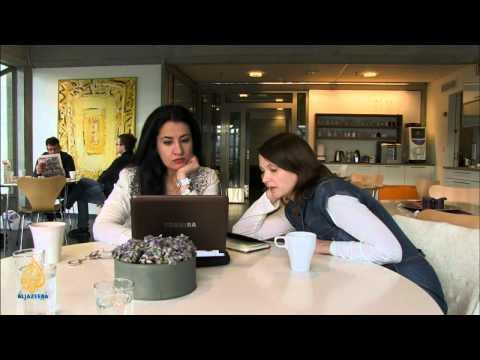 Artscape - Poets of Protest - Manal Al Sheikh: Fire Won't Eat Me Up