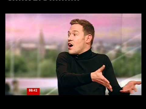 Will Young on BBC Breakfast!!