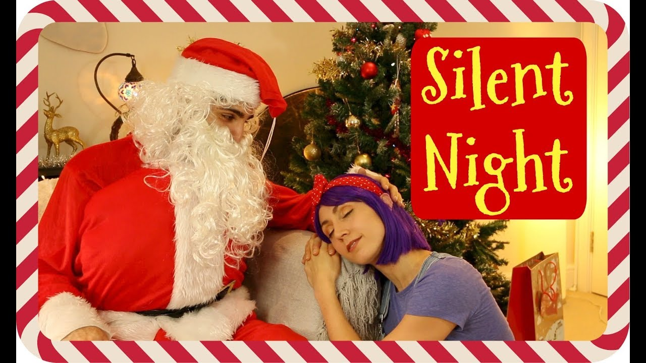santa sings silent night with bella kids christmas songs childrens favourite christmas songs - Childrens Christmas Songs Youtube