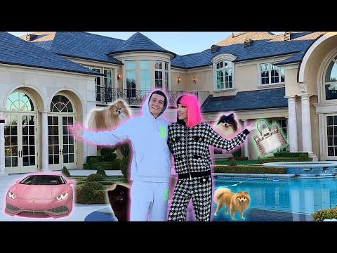 JJ Ryan - Inside Jeffree Star's New $14 Million Dollar Mansion