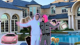Download Official Jeffree Star DREAM House Tour! Mp3 and Videos