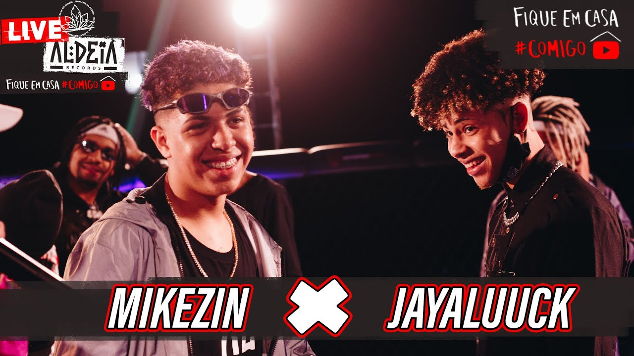 Download MIKEZIN X JAYALUUCK   #LIVEALDEIA