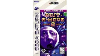 Bust-A-Move 2: Arcade Edition Review for the SEGA Saturn