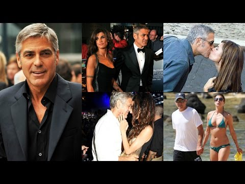 18 Girls George Clooney Dated!
