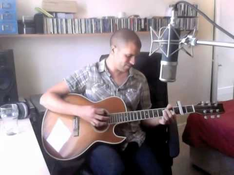 Pat McIntyre - Maybe Tomorrow (acoustic Stereophonics cover with loop pedal) + chords