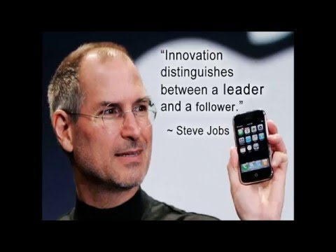 Steve Jobs Short Biography Amazing Success Story What Made Great People Successful